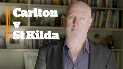 The Age's chief AFL writer, Jake Niall previews the round 5 clash between Carlton and St Kilda.