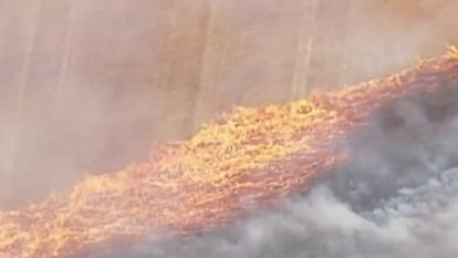 Bushfires ravage South Australia