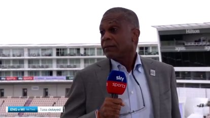 West Indies icon Michael Holding has delivered a passionate plea to educate future generations ahead of the first Test