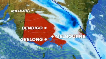 Victoria on-alert ahead of fierce cold front