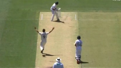 Khawaja and Burns were forced to wait to make their Test claim as Australia bowled first against Pakistan.