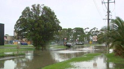 Vic road delays continue amid supercell storm