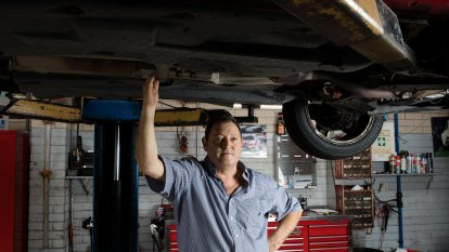 Is this Australia's most reliable mechanic?