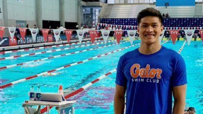 Swimmer Kenneth To dies