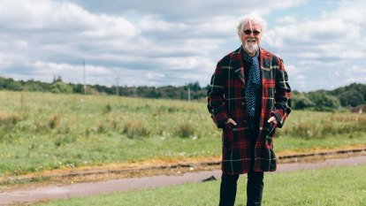 Billy Connolly faces mortality with his trademark unmistakable laugh