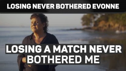 1971 French Open champion Evonne Goolagong Cawley never had a fear of losing on the court and credits her upbringing in Barrellan to her tennis mindset.