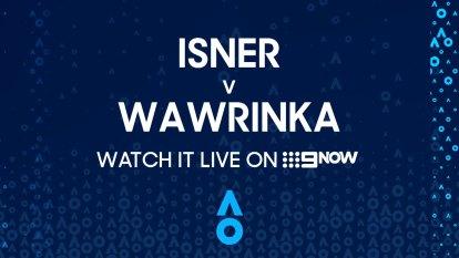John Isner v Stan Wawrinka: AO Highlights