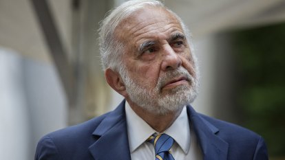 'These are the rumblings': Carl Icahn sees market earthquake ahead