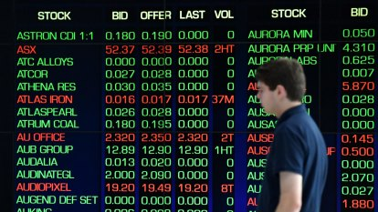 ASX fades after tax plan fatigue