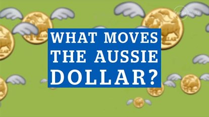 Five factors driving the Aussie dollar