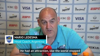 @lospumas head coach Mario Ledesma has reflected on the life of #DiegoMaradona following the shock passing of arguably the greatest footballer of all time.