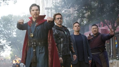 Infinity War smashes box office record with biggest opening of all time