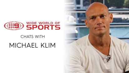Wide World of Sports chats with Michael Klim
