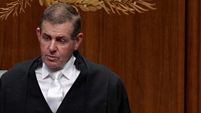 Government ready to attack over Slipper