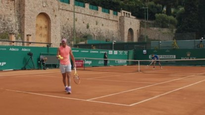 Medvedev's Monte Carlo hit-out with Rafa