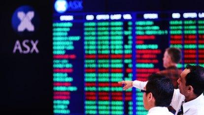 ASX closes higher despite healthcare losses
