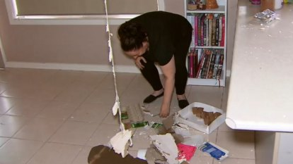 Melbourne cleans up after storm lashes city