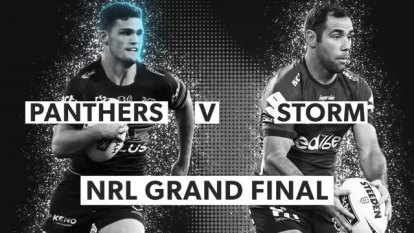 The @penrithpanthers and @storm go head-to-head in a bid to take out the 2020 #NRL Premiership.