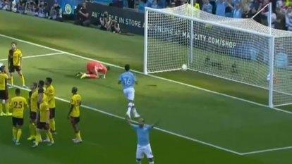 Man City smash Watford 8-0 in EPL