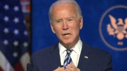 Biden's mask mandate announced