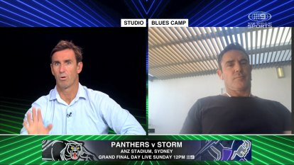 In the last episode for 2020, Andrew Johns and James Bracey join Brad Fittler in Blues' camp to break down the NRL 2020 Grand Final.