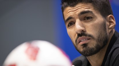 Forget dark past - this is Suarez's shot at redemption
