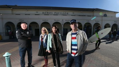 More modest $10 million upgrade for Bondi Pavilion kept from councillors