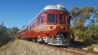 Byron Bay to get world's first solar-powered train, courtesy of a coal baron