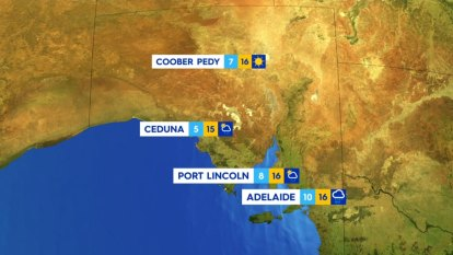 National weather forecast for Wednesday, June 23