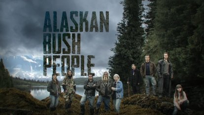 Family moves deep into Alaskan wilderness after being forced from their home