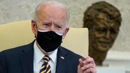 Biden rushes to address issues with supply chains