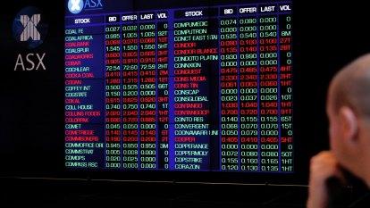 Gold miners lead ASX rebound