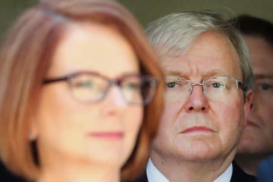 Kevin Rudd claims my report that led to his downfall was wrong. Here's why it wasn't
