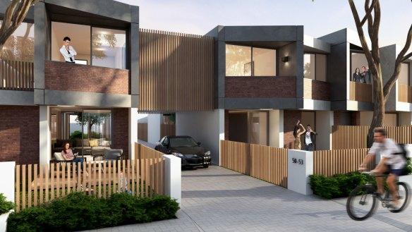 Medium density housing backlash could restrict terraces across Sydney