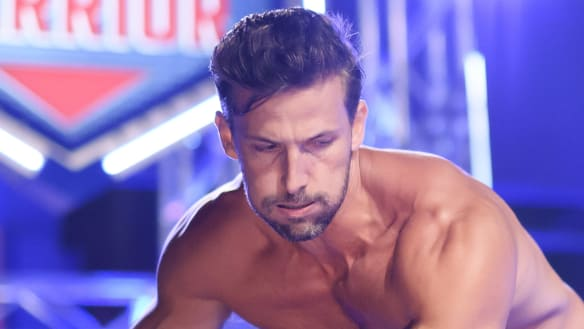 Tim Robards takes on Ninja Warrior, as Nine says they're 'pleased' with ratings
