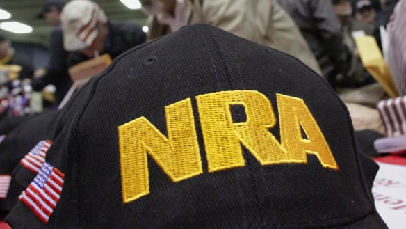 NRA lashes out at boycott after shooting