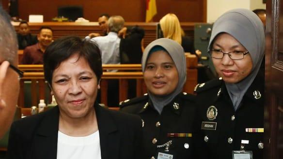 Australian grandmother sentenced to death in Malaysia