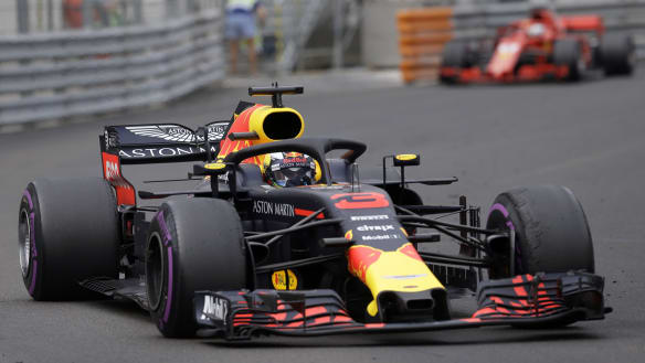 Aussie Daniel Ricciardo wins Formula 1 Grand Prix in Monaco