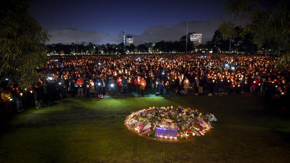 Brisbane to host silent vigil for Eurydice Dixon on Thursday