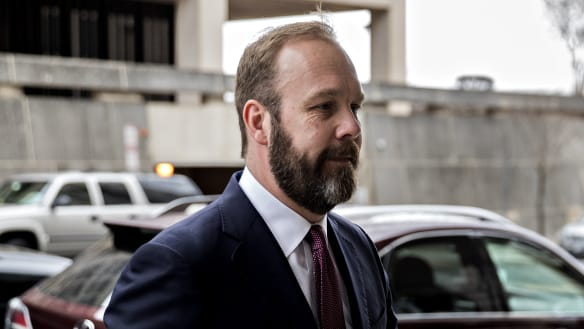 Trump campaign aide pleads guilty in Russia probe and will cooperate