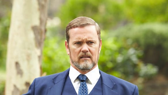 Doctor Blake Mysteries to return without Craig McLachlan