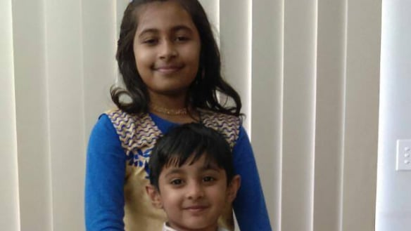 'Lives stolen': Pain at loss of two 'loving children' in crash