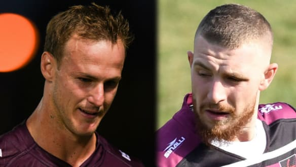Tide turns in stoush pitting golden boy DCE versus bad boy Hastings