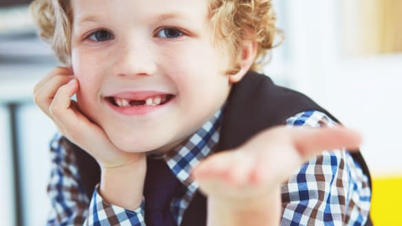 12 reasons why the Tooth Fairy forgot to come