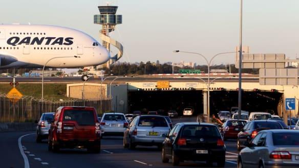 Aircraft noise no longer Sydney's biggest gripe