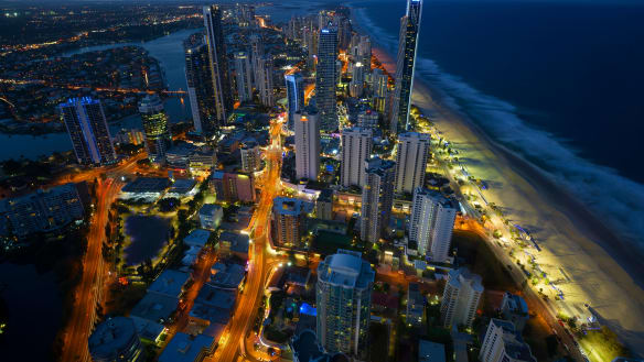 Man scaled Gold Coast high rises to burgle units: Police