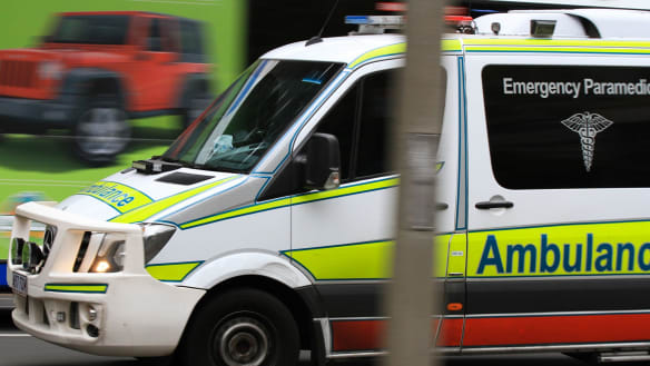 Man suffers serious 'crush-type' injuries in workplace incident