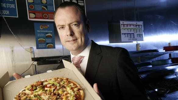 Domino's Pizza boss in the dough with  $38.8m payday