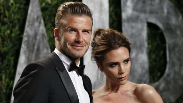 Are Posh and Becks about to divorce?