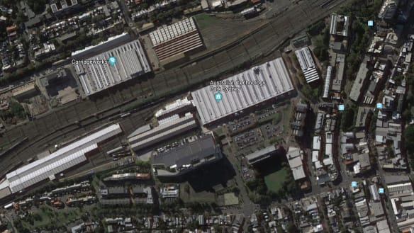 Ambitious secret plan to create Sydney's Silicon Valley